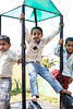 Children playing in Sherevasti-Anganwadi.