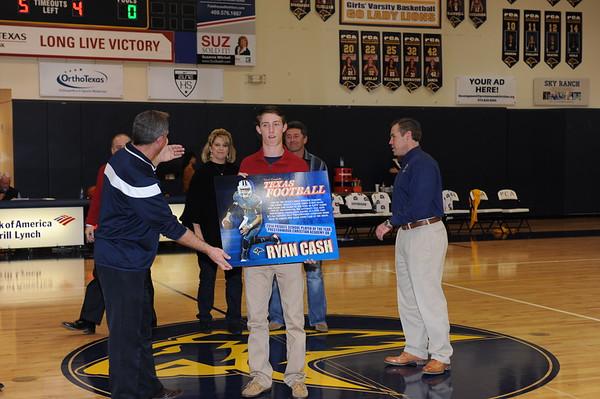 2.17.15 Ryan Cash Football Award