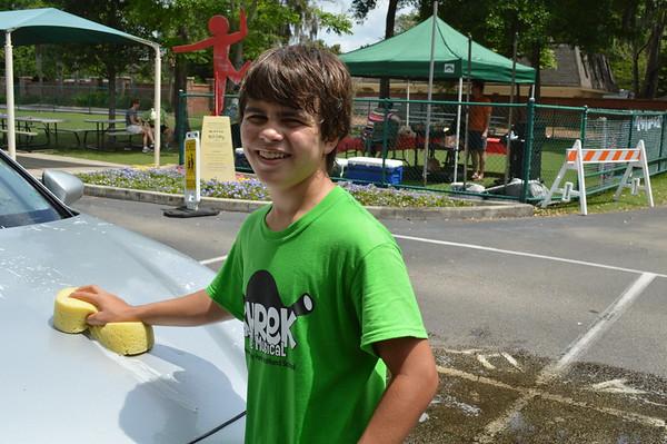 Gr. 6 Car Wash