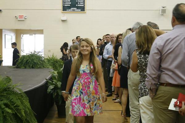 Gr. 6 Graduation!