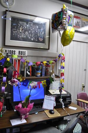Mrs. Finwall's Birthday