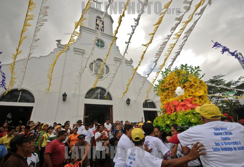 Festividades de Santo Domingo