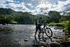 Costa Rica : Turismo aventura , Laguna del Arenal , San Carlos , Costa Rica / Costa Rica :  Abenteuerferien in der Lagune Arenal © Andrea Díaz - Perezache/LATINPHOTO.org