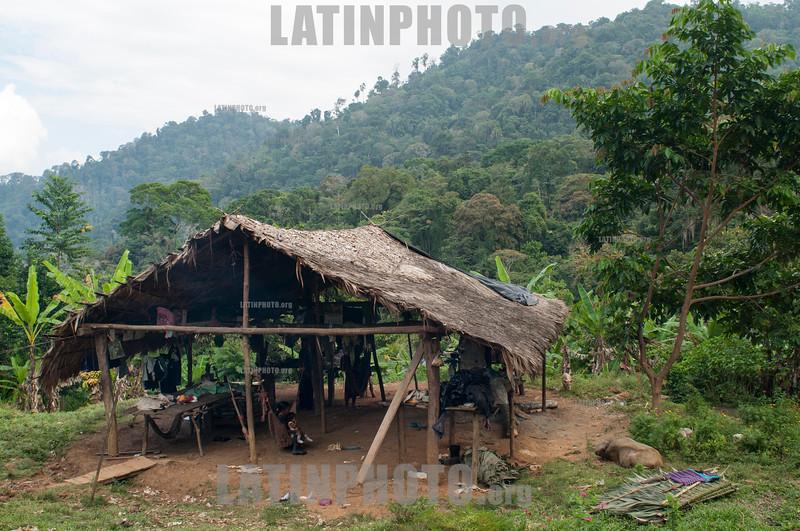 COSTA RICA-Cabecar house 1©Jaramillo