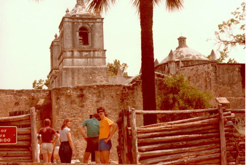 1984 Spring Break Trip to San Antonio (1)