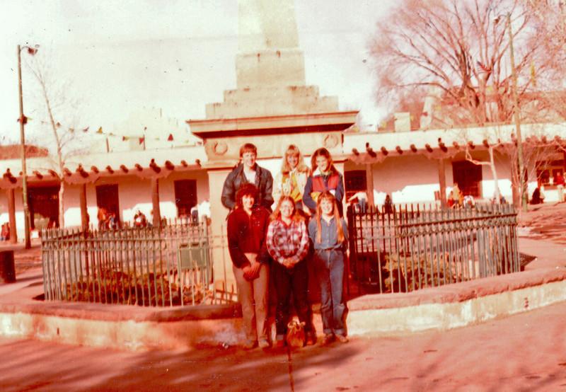 1983-1 -UCM Ski Trip, Sante Fe, NM (3)