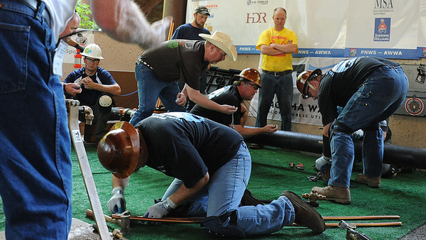 2014 Tacoma Water Tapping Competition