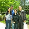 June 7, 2015  Tami & Richard (sister/BIL), Mom & Dad