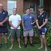 Leon Arabin, Nathan Lilliard, Pete Adam and Benny Spencer.