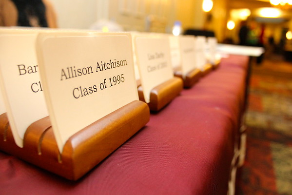 2015 Alumni Class Reunion Dinner