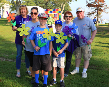 Here are some faces Seen On Scene at the 2015 Walk to End Alzheimer's Shore Walk-Plymouth held on Saturday September 19.