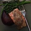 Apr 19, 2015  Cooked Salmon, Portobello Mushrooms, Broccolini