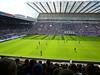 Newcastle 0, Borussia Monchengladbach 1, 1st August 2015