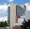 Andrew Motion poem on Sheffield Hallam University building.