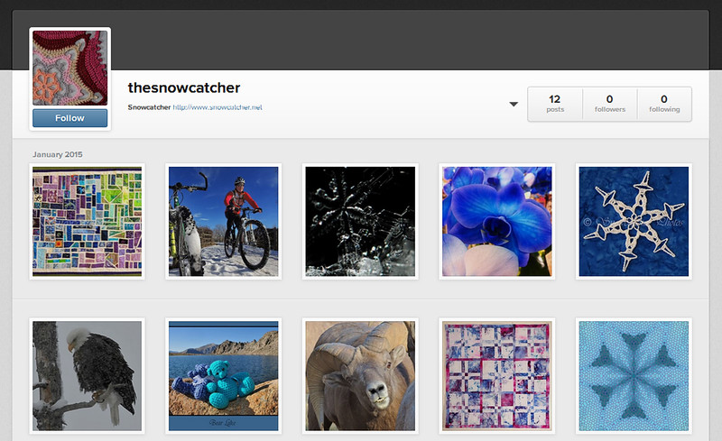 Snowcatcher on Instagram