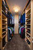 aaLittle Canada, MN - The Swanson's finished closet by Closet Factory here today, Tuesday February 17, 2015 Photo by © Todd Buchanan 2015 Technical Questions: todd@medmeetingimages.com