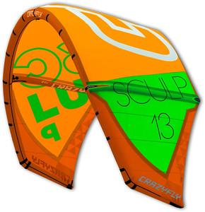 2015 CrazyFly Sculp Kite