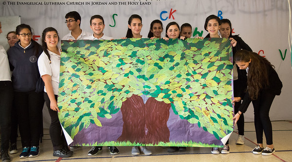 2015 ELCA Youth Gathering Messages in the Holy Land
