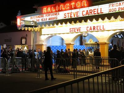 2015 (Feb 6-7) Santa Barbara International Film Festival (Fri: Steve Carell and Sat: Kevin Costner)