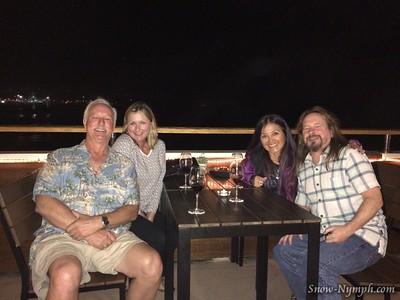 2015 (Feb 9 & 11) Debbie visits Santa Barbara, CA