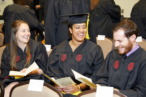 2015 Graduate Hooding and Recognition Ceremony
