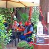 Bersagliari weekend gathering in Spello