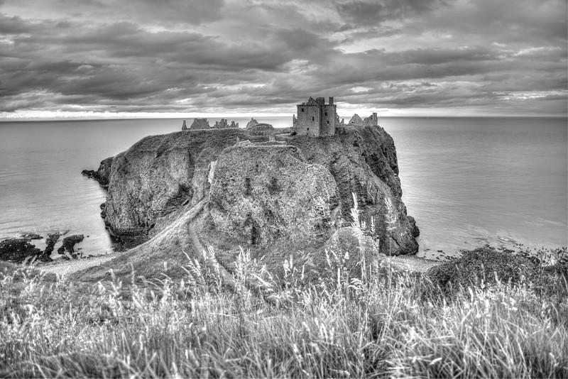 Dunottar Castle 25th July 2015