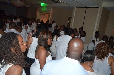 2015 LDAC All White Event