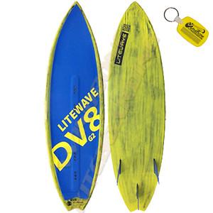 2015 Litewave DV8 G2 Kite Surf Board