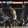 J.S.CARRAS - JCARRAS@DIGITALFIRSTMEDIA.COM      Siena against Niagara during first half of MAAC Basketball Tournament Thursday, March 5, 2015 at the Times Union Center in Albany, N.Y..