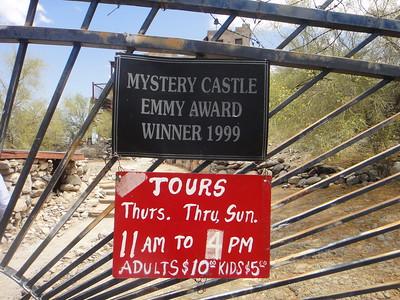 2015 MYSTERY CASTLE-PHOENIX