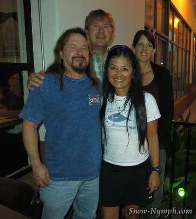 2015 (Mar 15) 12th Anniversary Dinner in Santa Barbara