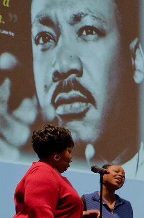 2015 -17 Dr. Martin Luther King Jr. and Black History Month Celebration