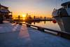 Sunrise at Steveston