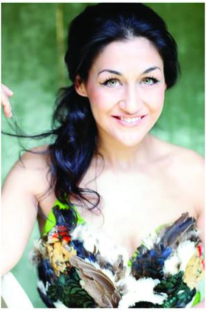 Soprano Myrto Papatanasiu is Elvira in San Diego Opera's DON GIOVANNI. February, 2015.