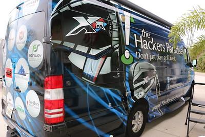 2015 THP Tour Van