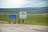 Wyoming to Idaho on U.S. Route 30