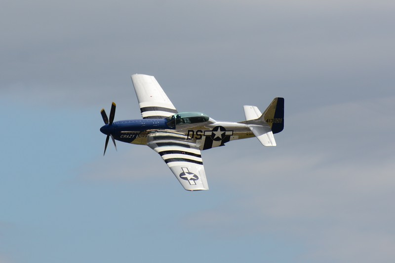 The P-51 Mustang!!!