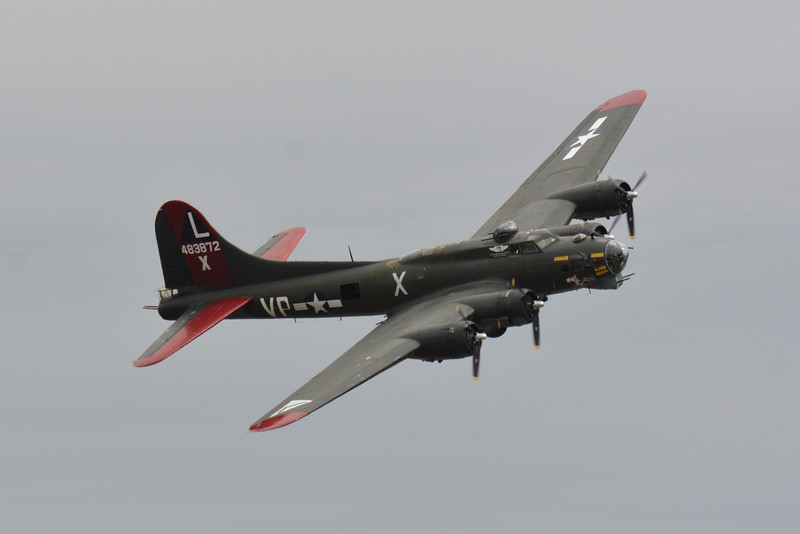 This is the aircraft that saw action in both the European and Pacific Theaters of WWII.