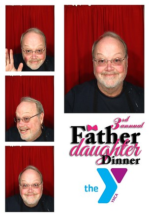 2015 YMCA Father Daughter Dinner