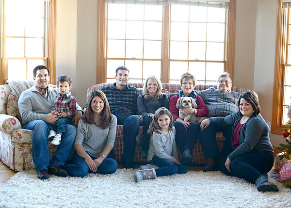 Hayden Family | 2015