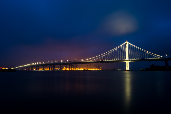 2015-05-20 Bay Bridge Long Exposure Night With Erik