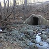 1/1/2015, Chuck Lechner, stream watcher, Miller Branch,  Baltimore County, walked south branch of Miller Run, 1 of 10, Picture is passing under rt 40. stream recon completed on 8/30/15 on south Branch of Miller Run, He did not report poundage.