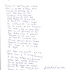 Letter from Katherine (May 2016)