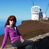 02-12 Observatory in Haleakala Nat'l Park @ Maui, Hawaii