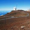 02-11 Observatory in Haleakala Nat'l Park @ Maui, Hawaii