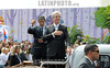 TABARE VAZQUEZ NUEVO PRESIDENTE DE URUGUAY