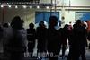 Mexico - Oaxaca de Juarez 15/01/15 Elementos de la Policía Estatal de Oaxaca desalojaron 2 bloqueos que habitantes de Santa Lucía del Camino, municipio conurbado a la ciudad de Oaxaca, realizaban en los cruces de avenida Ferrocarril y Calicanto así como en avenida Lázaro Cárdenas y la calle 16 de septiembre. Almenos 12 personas fueron detenidas. El malestar principal de esta protesta fue la falta de obra publica en este municipio que es uno de lo smás rezagados del país / police arrested on 15.01.2015 Residents of Santa Lucía del Camino / Mexiko : Polizisten der Einheit Policía Estatal de Oaxaca verhaften am 15.01.2015 Bewohner aus Santa Lucía del Camino © Jorge Luis Plata/LATINPHOTO.org