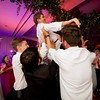 Groom in the air!  Sam on left helping lift James : Houston : July: