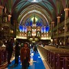 Notra Dame Basilica:Montreal:Oct